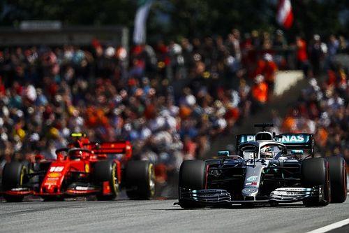 Hamilton akui Mercedes remehkan Ferrari