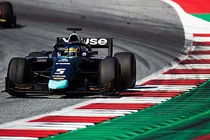 Камара выиграл вторую гонку Формулы 2 в Шпильберге, Шумахер прорвался с последнего ряда на четвертое место