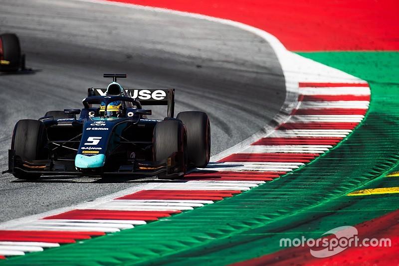 F2オーストリアレース2:セッテ・カマラ優勝。松下信治は驚異のリカバリーで5位