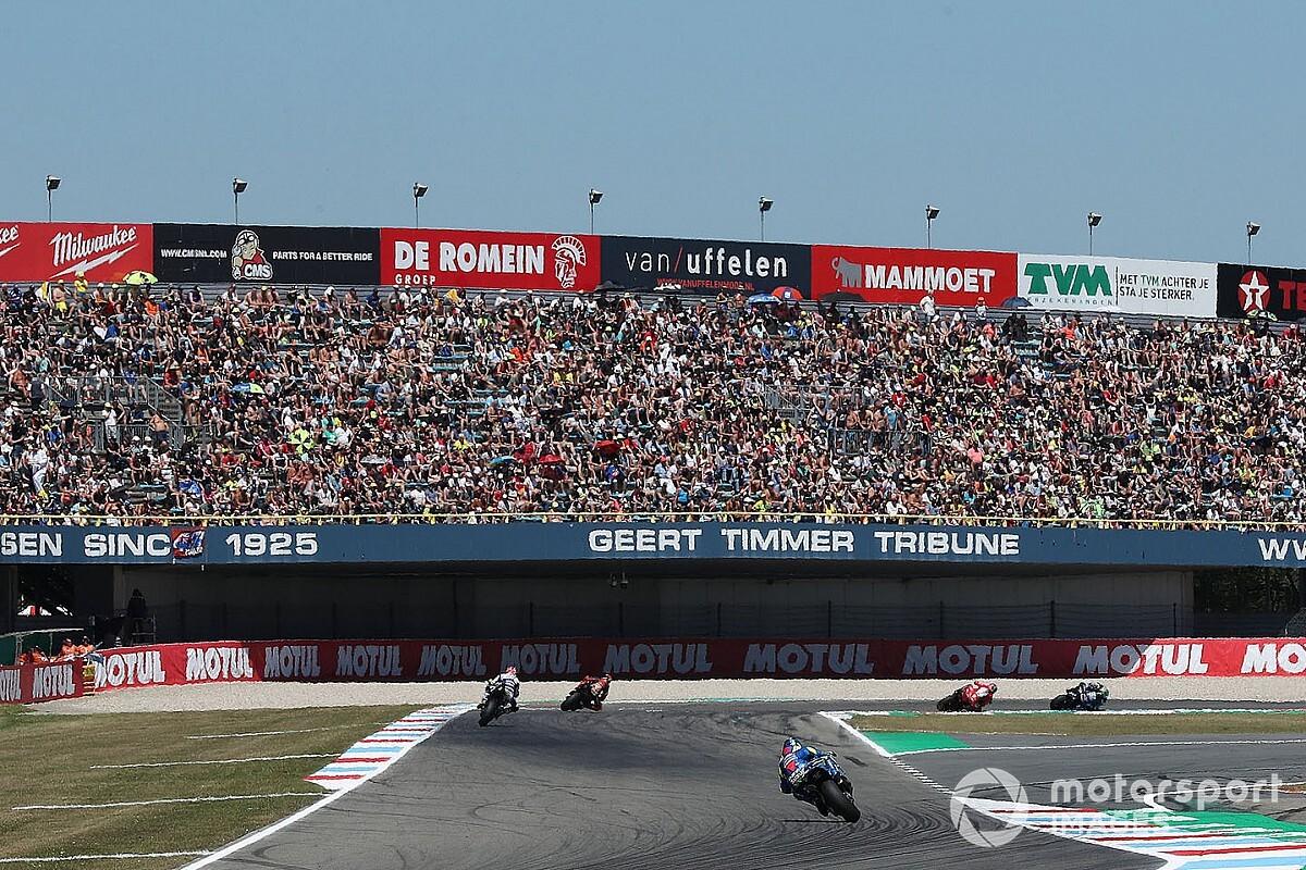 MotoGP cancels Dutch, German and Finnish GPs