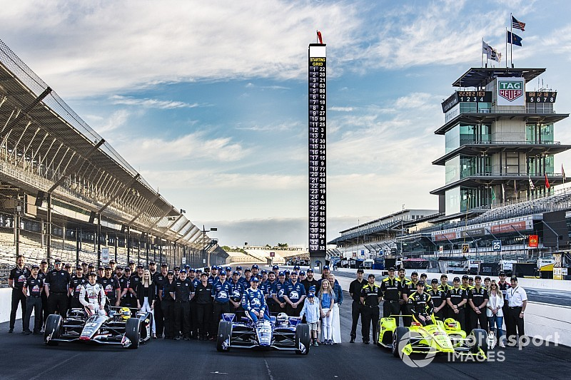 2019 Indianapolis 500 - driver by driver