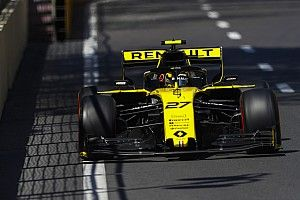 "Hulkenberg: No ""love and harmony"" with RS19 in Baku"
