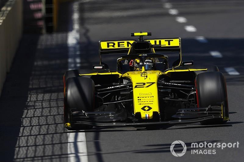 Renault F1 annonce une évolution de son organisation