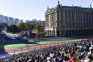 Azerbaiyán habría pedido cancelar su GP 2020