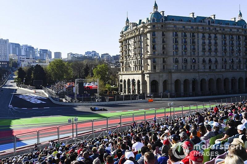 Azerbaiyán habría pedido no recibir a la F1