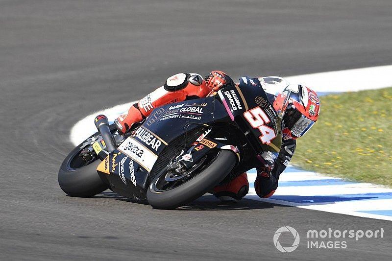 Pasini to replace injured Pawi at Petronas Moto2 team