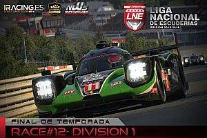 Euphoria Drivex Racing, campeón de primera división de Liga Nacional de Escuderías