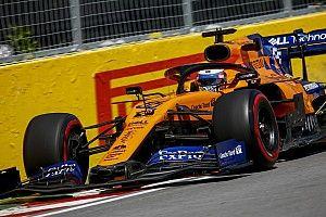 """Sainz, 4º: """"Hemos tenido uno de los mejores viernes de la temporada"""""""