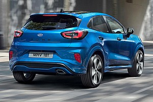 Nuevo Ford Puma 2020: primera prueba de un SUV diferente