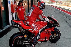Ducati e Yamaha in pista a Misano con i collaudatori Pirro e Folger