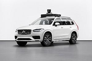 Sorozatgyártásra kész, teljesen önvezető XC90-et mutatott be a Volvo és az Uber