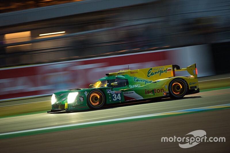 Trzy polskie Ligiery w Asian Le Mans Series