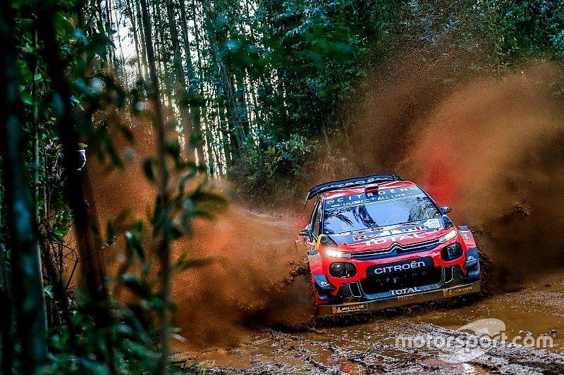 """WRC, Ogier: """"Sappiamo dove migliorare, ma gli aggiornamenti arriveranno più avanti..."""""""
