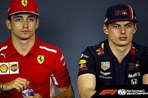 "Chefe de equipe da Ferrari descarta dupla Leclerc - Verstappen: ""Juntos eles criam dificuldades"""