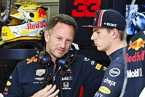 Contract clauses won't decide Verstappen's future - Horner