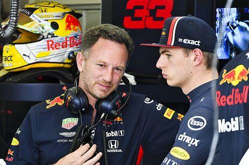 Horner: Cláusulas contratuais não definirão o futuro de Verstappen