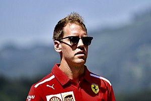 Vettel, 2020'de F1'de olacağını yineledi