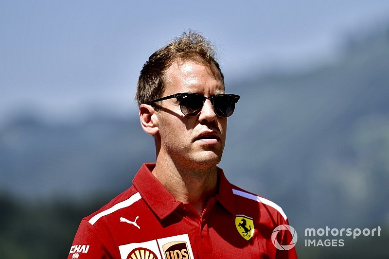"Vettel: ""Espero poder darle la vuelta a esta situación pronto"""