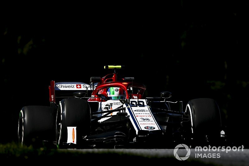 """Giovinazzi ancora in Q3: """"L'Alfa è cambiata tanto dal Paul Ricard e sono felice!"""""""