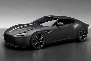 Aston Martin випустив спеціальний дует моделей на честь співпраці з Zagato
