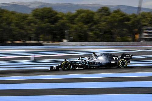 Volledige uitslag derde vrije training F1 GP van Frankrijk