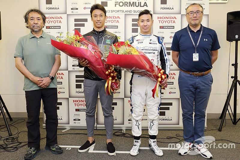 JMS、JRPAがル・マン24時間で活躍した中嶋一貴と小林可夢偉を讃える