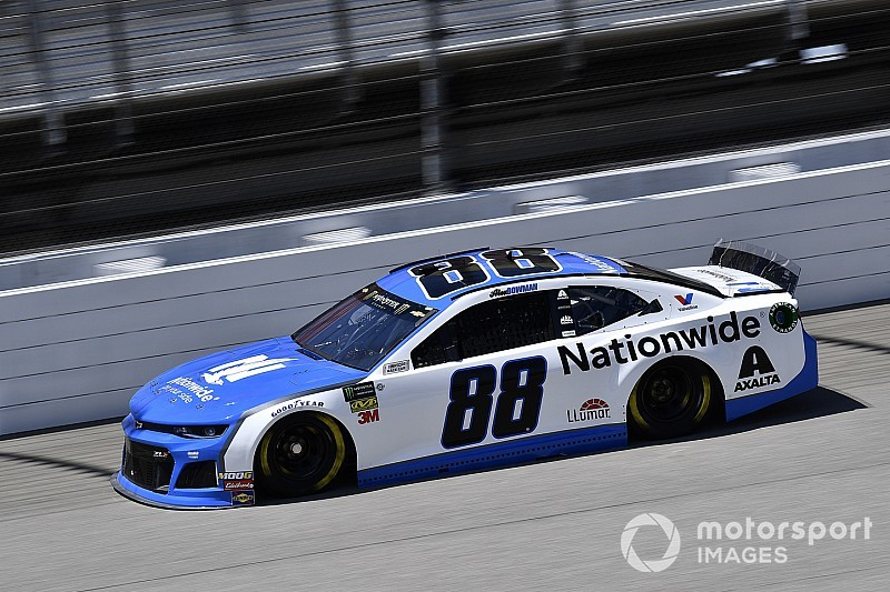 Nationwide to end team sponsorship at Hendrick Motorsports
