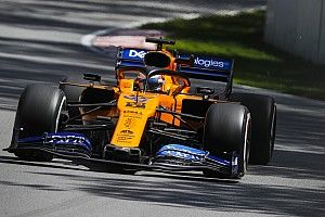 "Sainz says McLaren trying ""experimental stuff"" on car"