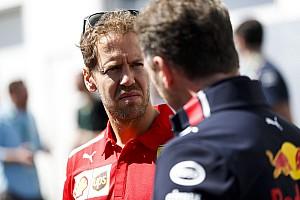 A Red Bullnál nincs hely Vettel számára, akit megtartana a Ferrari