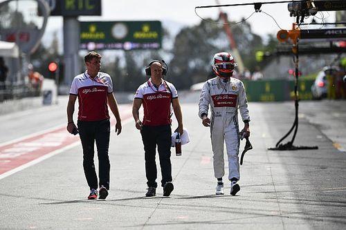 Nem egy nagy, hanem sok kicsi baja van Räikkönennek