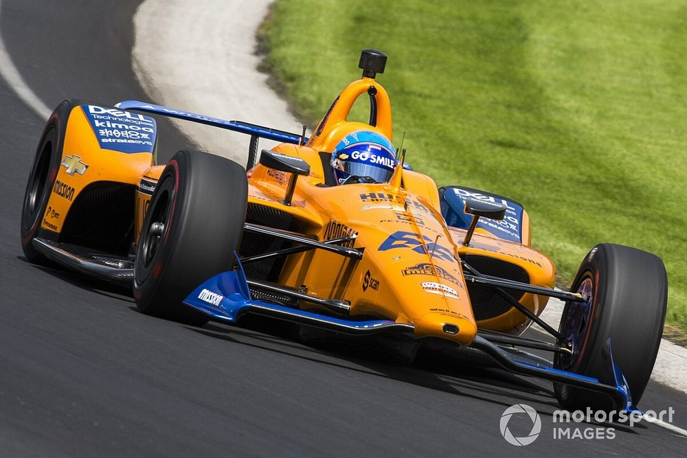 Alonso fracassa e não se classifica para 500 milhas de Indianápolis