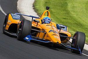 Alonso lidera una sesión de solo seis pilotos antes de la clasificación
