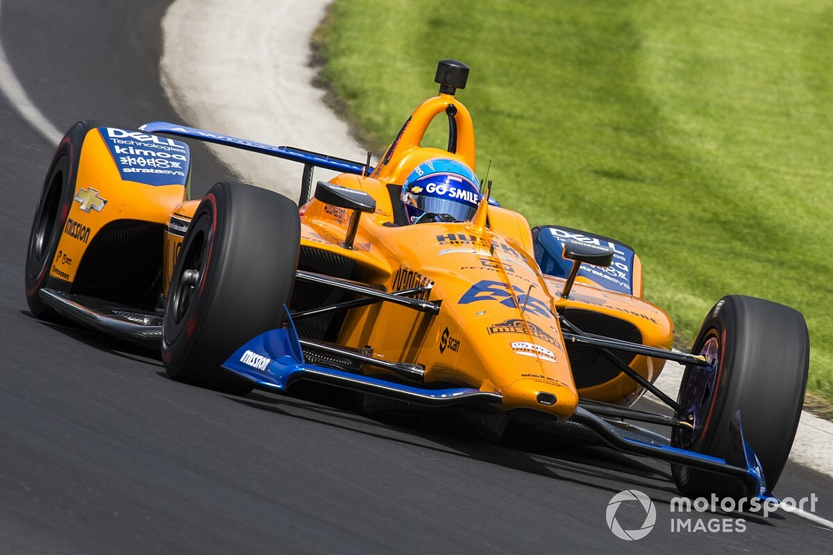 McLaren torna in Indycar con Arrow Schmidt Peterson Motorsport