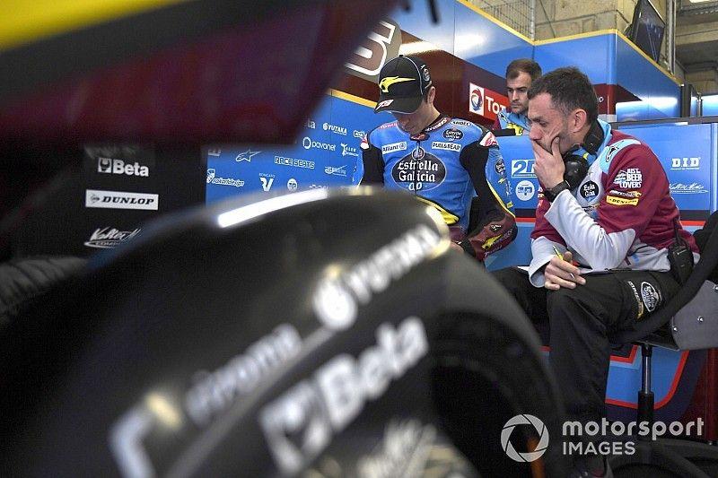 Fin des deux jours de test à Barcelone pour le Moto2 et le Moto3