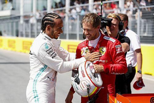 """Hamilton espera que la pole sea """"un punto de cambio"""" para Ferrari"""