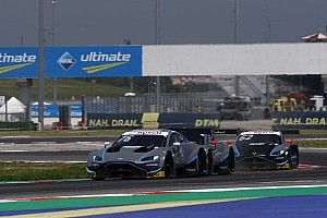 R-Motorsport DTM squad kicks off in-season test