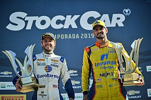 Londrina Brazilian Stock Cars: Camilo and Mauricio dominate