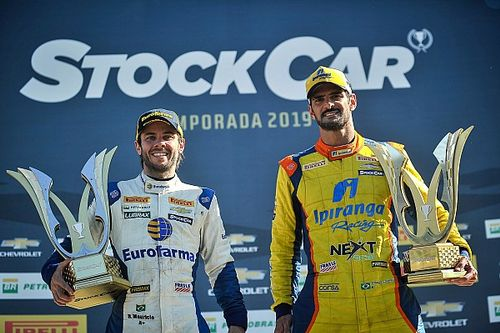Londrina Brazilian Stock Car: Camilo and Mauricio dominate