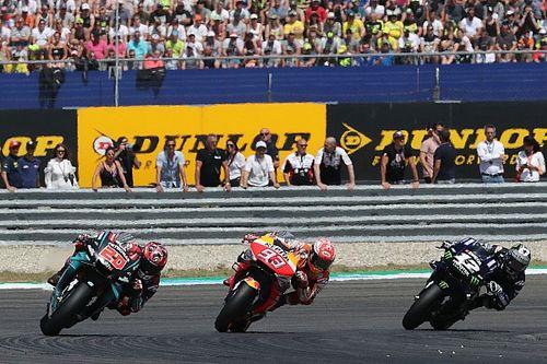 GALERI: Foto-foto terbaik MotoGP Belanda