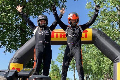 Alexey Lukyanuk ritrova la vittoria dominando il Rally Poland, Habaj sempre leader dell'ERC