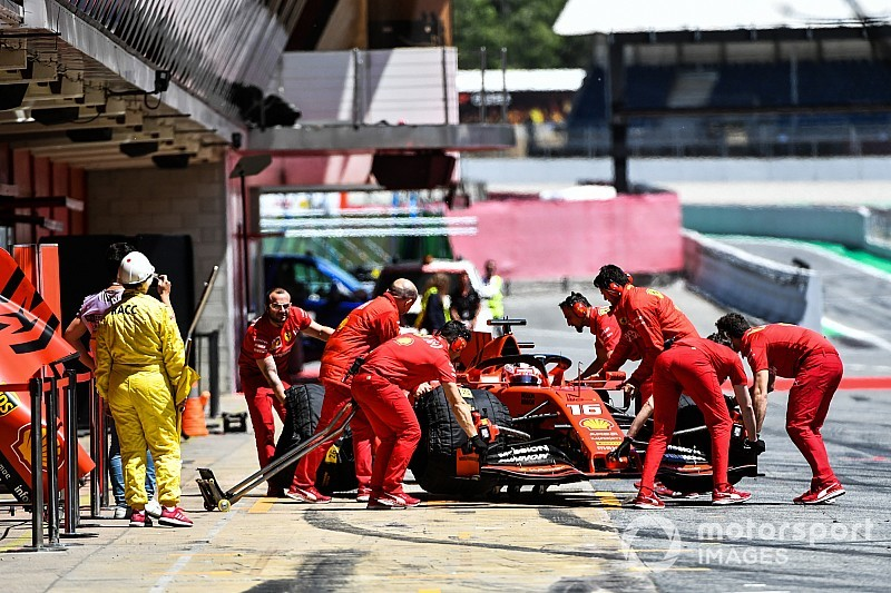 """Ferrari szybko rozwiąże """"oczywiste"""" problemy z samochodem"""