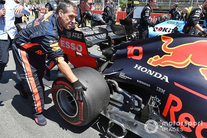 Гасли о мощности мотора Honda: Мы почти догнали Mercedes