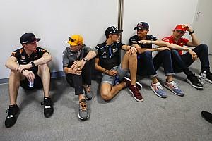 Verstappen aponta quem serão seus rivais nos próximos anos na F1