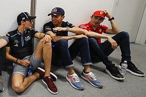 Russell: Heb door lockdown weer tijd voor vrienden Albon en Leclerc