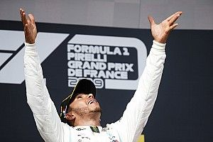 """Wolff: """"Hamilton misschien wel de grootste coureur ooit"""""""