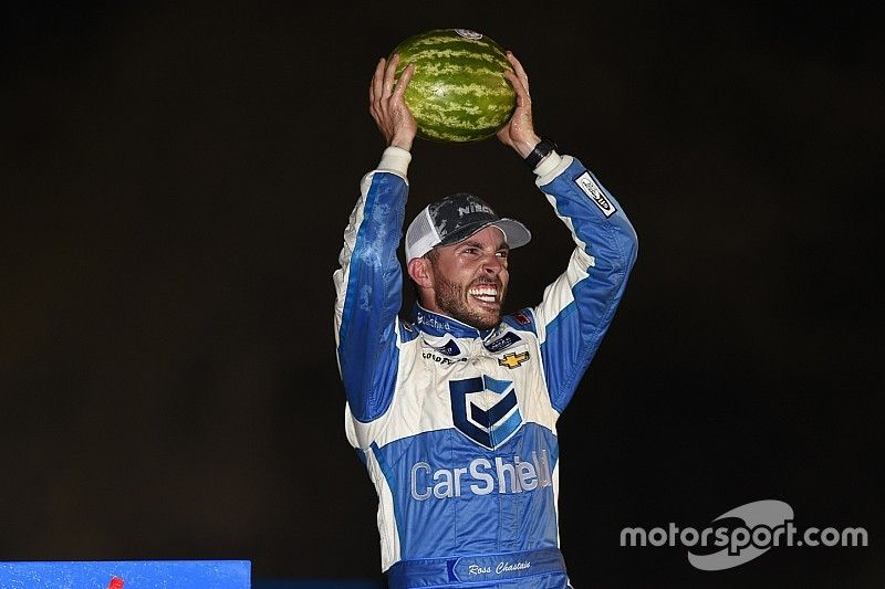 Ross Chastain's NASCAR comeback story is still being written