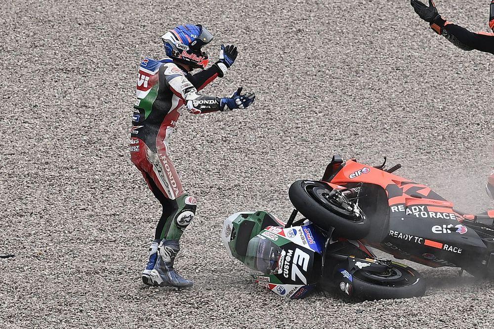 Alex Marquez Tahu yang Harus Dilakukan agar Bertahan di MotoGP