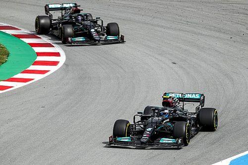 F1: Bottas comanda dobradinha da Mercedes no TL1 para o GP da Rússia