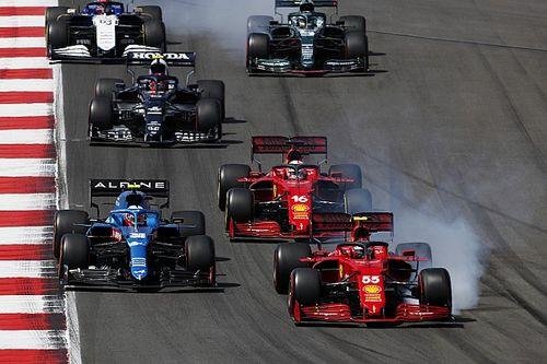 Un GP du Portugal en demi-teinte pour Ferrari