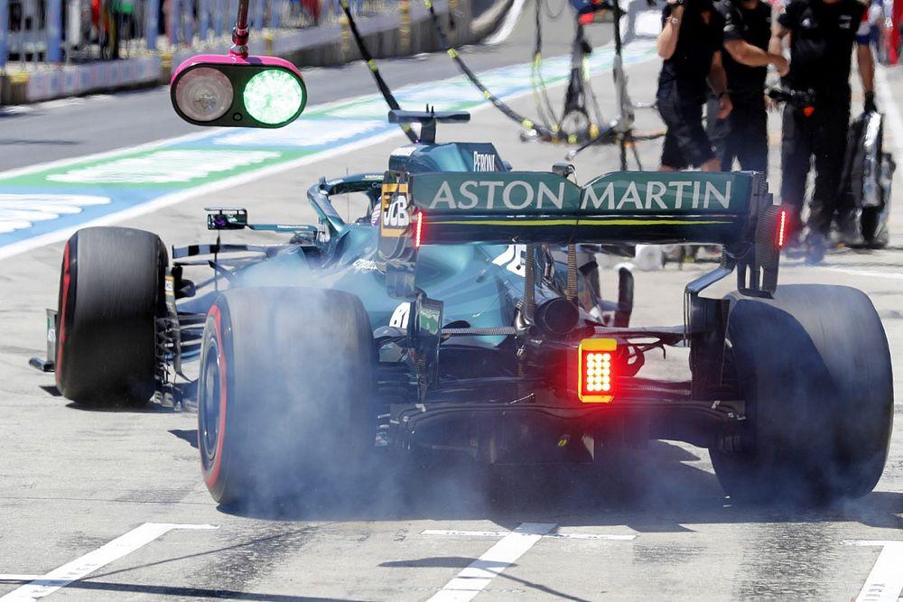 """F1: Aston Martin diz que """"abraçaria"""" entrada do Grupo VW"""